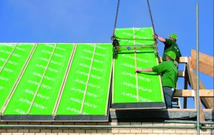 Energieneutraal ontwerpen met dakelementen