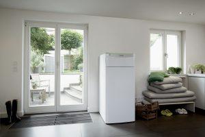 Warmtepomp logische keuze voor energiezuinige woning